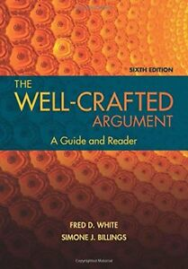 The Well-Crafted Argument 6th