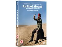 An Idiot Abroad series 1 & 2