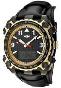 Mens Black Digital Watch