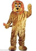 Mens Lion Costume