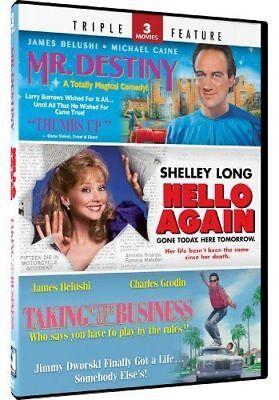 Mr  Destiny Hello Again Taking Care Of Business  Dvd  2012  2 Disc Set