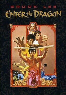 Enter the Dragon [New DVD] Ac-3/Dolby Digital, Dolby, Eco Amaray Case,