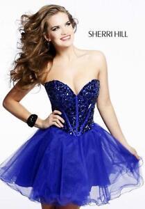 Sherri Hill Prom Dress  eBay