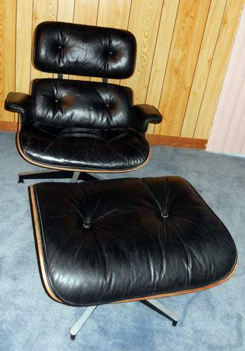 eames lounge chair ebay