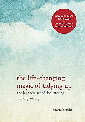 The Life-Changing Magic of Tidying Up: The Japanese Art of Decluttering and on Rummage