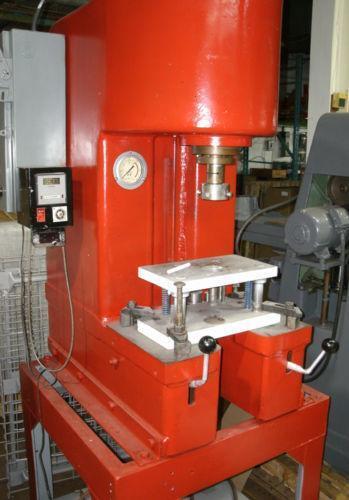 C Frame Hydraulic Press Ebay
