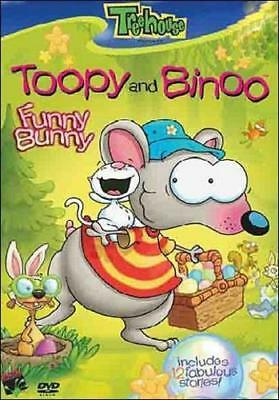 Funny Bunny Movie (Toopy and Binoo - Funny Bunny (AMAZING DVD IN PERFECT CONDITION !DISC AND)