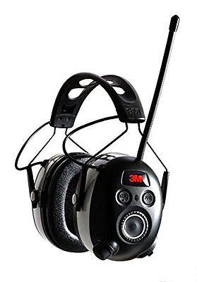 New 3m 90542 Bluetooth Worktunes Amfmmp3 Digital Earmuffs Headset Headphones