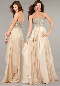 Jovani Nude Gown