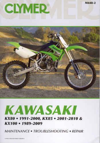 download now kx85 kx100 kx 85 100 2009 09 service repair workshop manual instant download