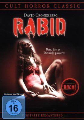 Rabid - Bete, dass es dir nicht passiert ( Horror UNCUT ) - David Cronenberg NEU