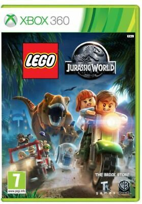 Xbox 360 - LEGO Jurassic World (Park) **New Sealed** UK Stock