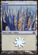 Plains Magic Card