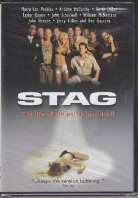 Stag (1997) - Dvd - Very Good