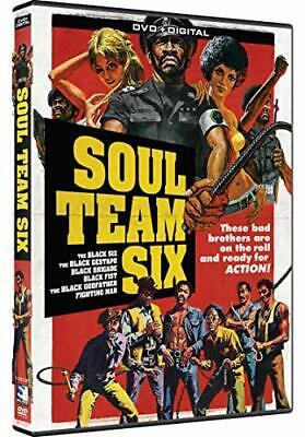 - Soul Team Six - 6 Blaxploitation Film Collection