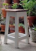 Vintage Timber Stool