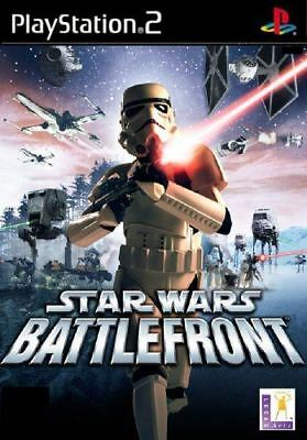 Star Wars Battlefront - PS2 Playstation 2