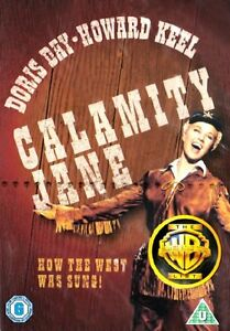 Calamity Jane *DVD* NEW