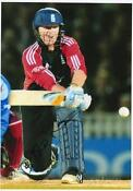Signed England Cricket Photograph