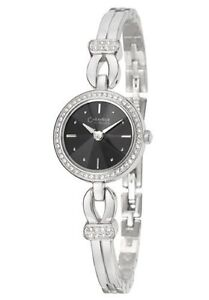 New no tag, Women's Caravelle Crystal Watch, (43L108) by Bulova Peterborough Peterborough Area image 2
