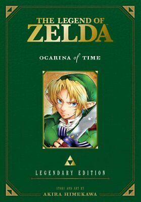 The Legend of Zelda: Ocarina of Time -Legendary Edition- 9781421589596