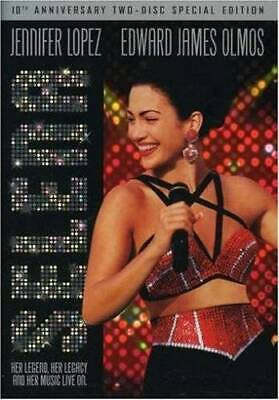 Selena 10th Anniversary Two-Disc Special Edition - DVD - GOOD - $13.97
