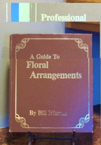 Floral arrangement books ebay