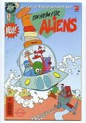 Simpsons Heft 1
