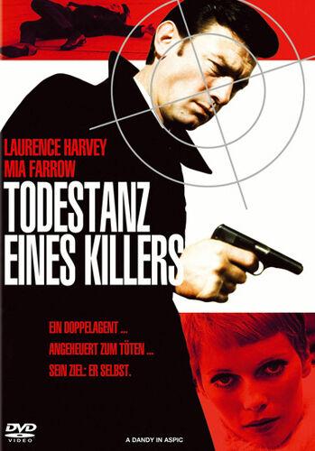 TODESTANZ EINES KILLERS - Laurence Harvey - DVD*NEU*OVP