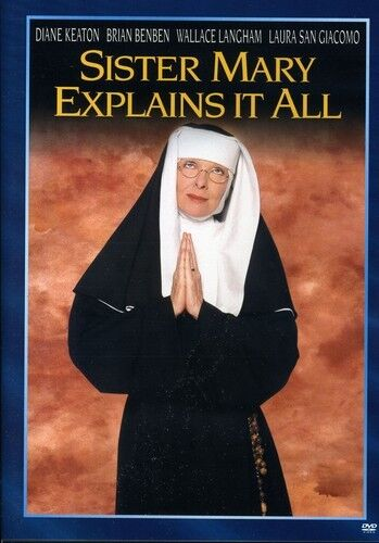 Sister Mary Explains It All (2011, DVD NEW) DVD-R