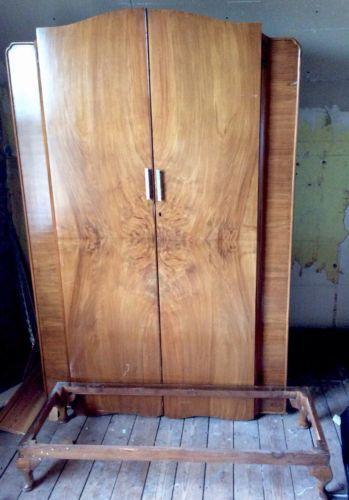 Bedroom Set Wood