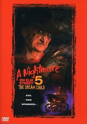 A Nightmare on Elm Street, Part 5: The Dream Child [New DVD]