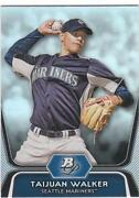 2012 Bowman Platinum Mariners