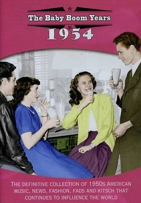 The Baby Boom Years: 1954 [New DVD] for sale  USA