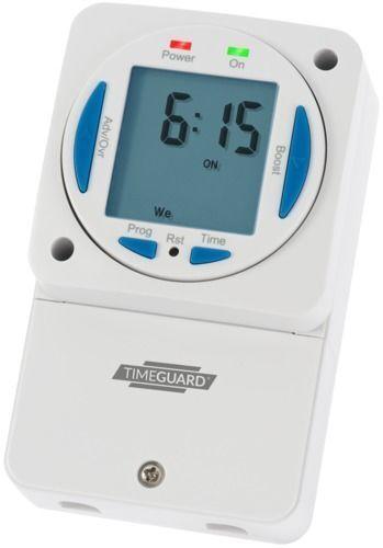 Timeguard NTT06 24 Hour Slimline Electronic General Purpose Timeswitch
