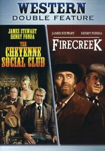 The Cheyenne Social Club / Firecreek [New DVD] Dubbed, Subtitled, Widescreen