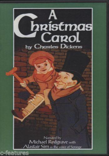 A Christmas Carol Alastair Sim DVD | eBay