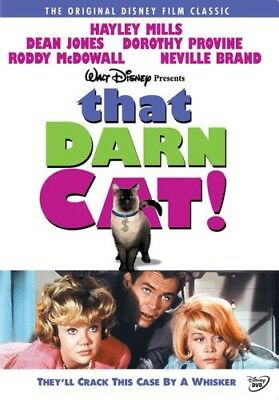 That Darn Cat! [New DVD]