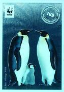 WWF Sticker Glitzer