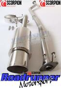 Honda Civic Sport Exhaust