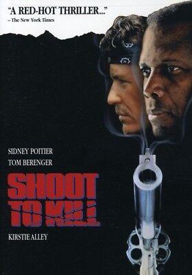 Shoot to Kill [New DVD]