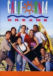 CALIFORNIA DREAMS COMPLETE 5 SEASON DVD SET 1992-96