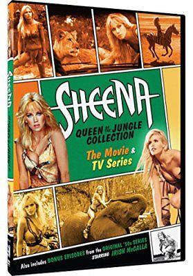 Sheena Collection Original Movie Complete Series 1955 Episodes  Dvd 6 Disc
