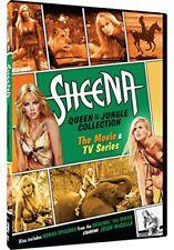 Sheena Collection-Original Movie/Complete Series/1955 Episodes (Dvd/6 Disc)