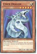 Yu Gi Oh Cards Cyber Dragon