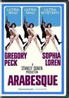 Arabesque DVD
