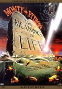 Monty Python The Meaning of Life DVD