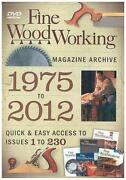 Fine Woodworking DVD