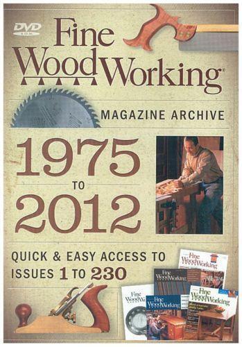 Fine woodworking dvd ebay for Fine woodworking magazine discount