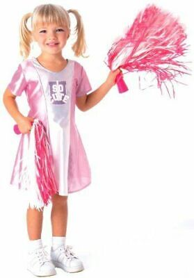 Toddler Cheerleader Costume 1-2 year old(E)